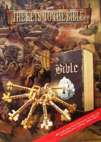 Bible Code Software The Keys to the Bible